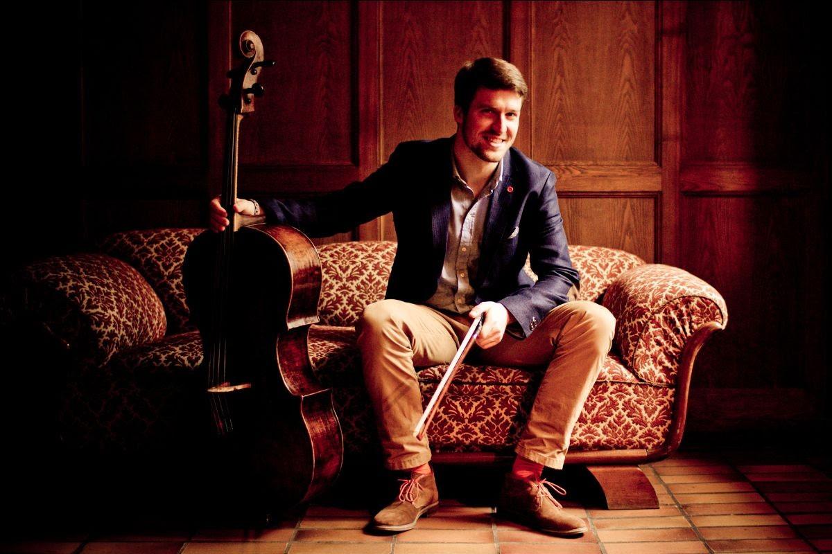 Arne-Christian Pelz : Solo Cellist